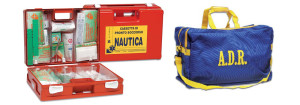Serie Nautica e kit speciali A.D.R. Standard e A.D.R. Gas